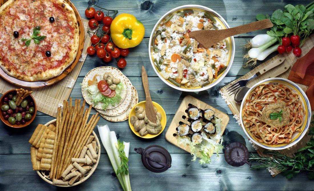 Мировая кухня картинки