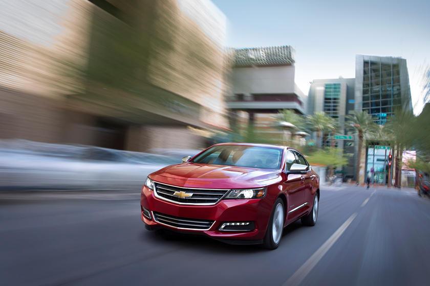 Если бы только Chevrolet построил его: эта сенсационная концепция могла бы спасти Chevrolet Impala