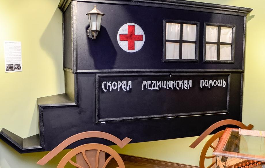 В условиях пандемии актуален как никогда: Музей скорой помощи в Москве открылся после реставрации