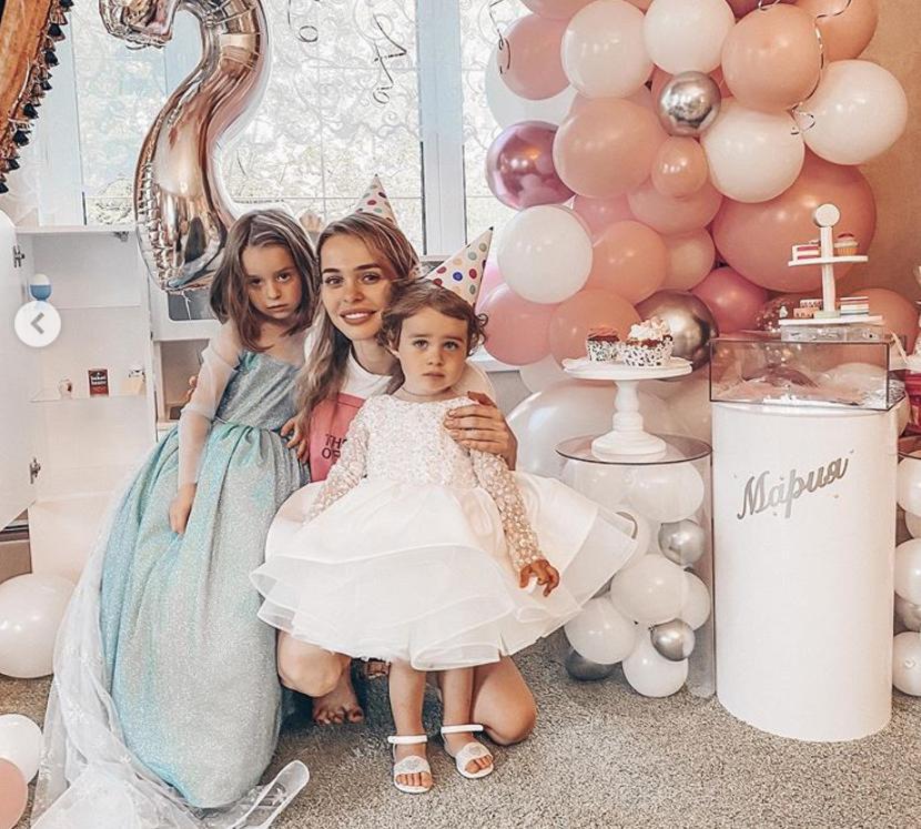 Анна Хилькевич отметила 2-летие дочери: актриса рассказала, как готовилась к празднику 20
