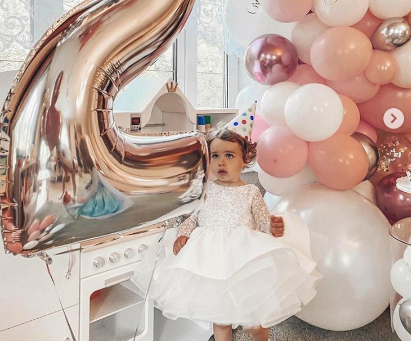 Анна Хилькевич отметила 2-летие дочери: актриса рассказала, как готовилась к празднику 22