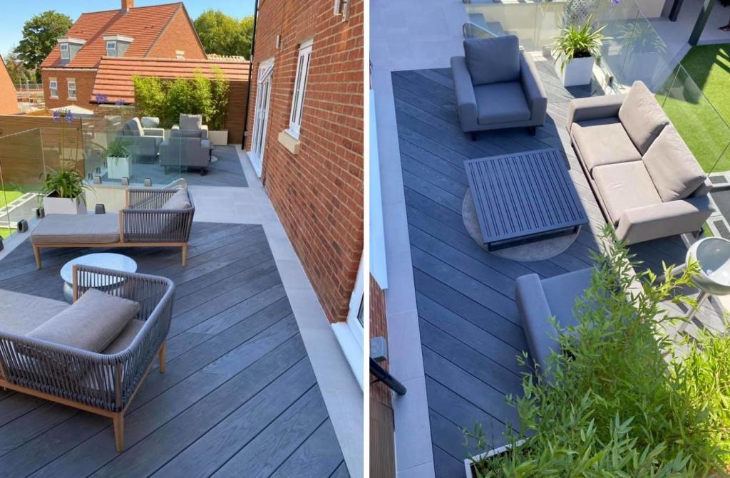 Владельцы переделали задний двор в роскошную площадку: фото до и после