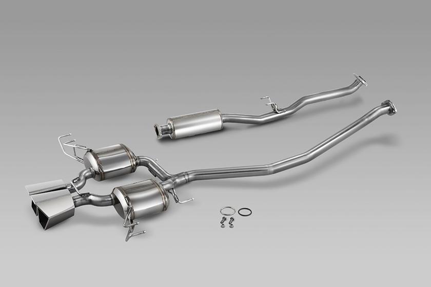 Новый спортивный выхлоп и более свежий стиль: ателье Mugen придало хэтчбеку Honda Civic эффектный спортивный вид