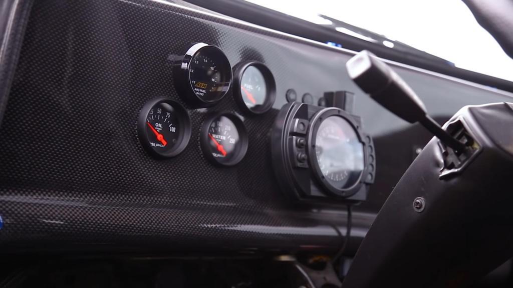 Когда изображение и звук не совпадают: что получится, если в автомобиль Mini поставить двигатель от байка Kawasaki Ninja