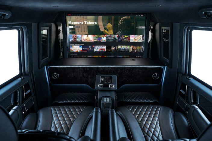 Лимузин стоимостью $1,2 млн: пуленепробиваемый автомобиль со всеми удобствами (фотографии)