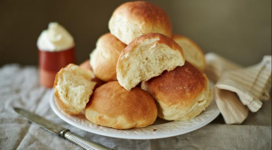 Часто пеку вкуснейшие картофельные булочки: в моей семье их любят больше хлеба