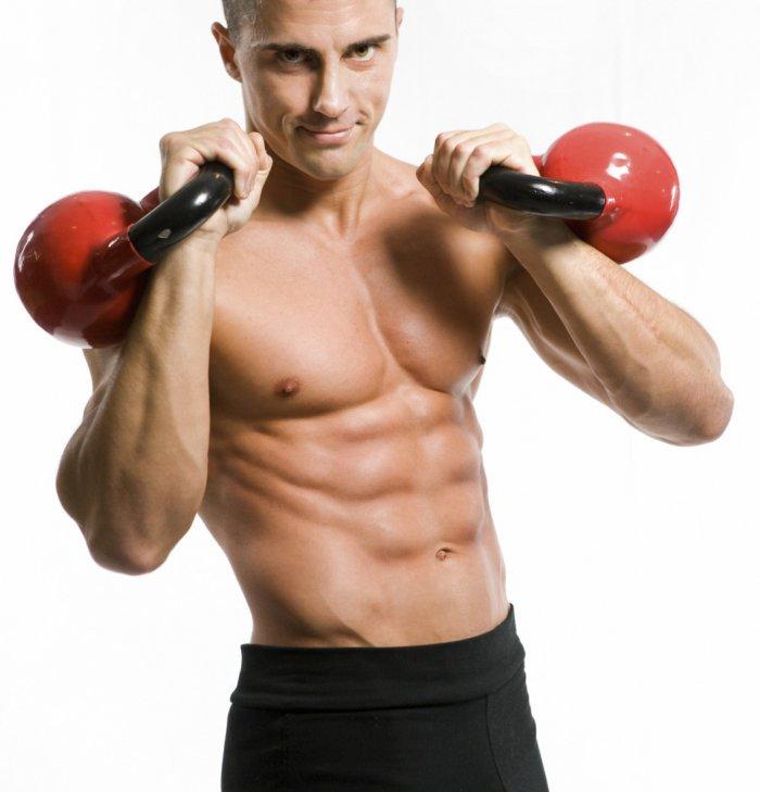 Как стремительно накачать мускулы: 10 шагов к сильному телу