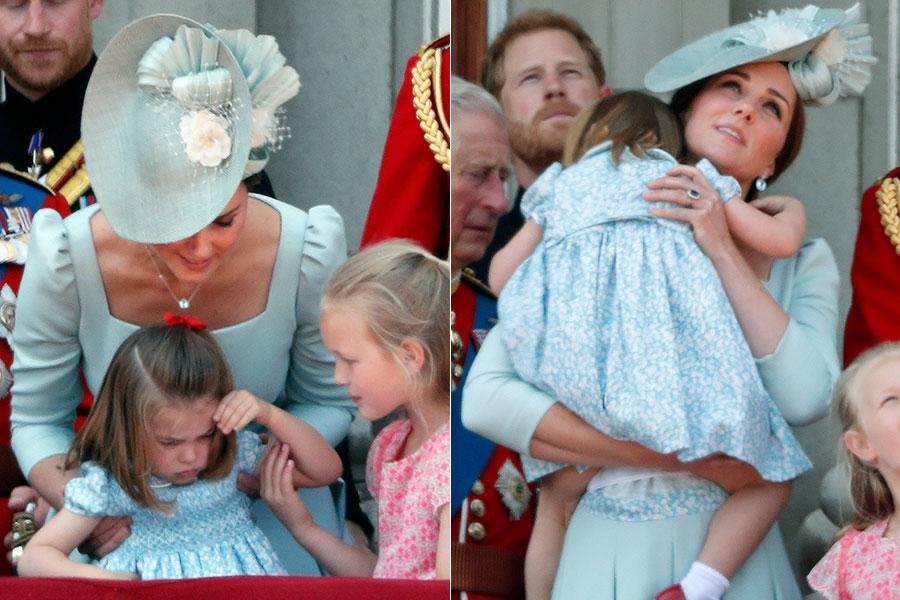 Королевские дети тоже капризничают и озорничают: подборка снимков, на которых запечатлены неподдельные эмоции