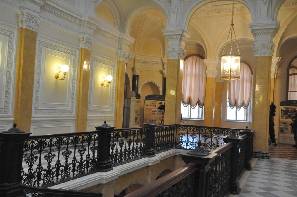 После 10-летней реставрации комнаты Николая Первого откроются для посетителей Гатчинского дворца