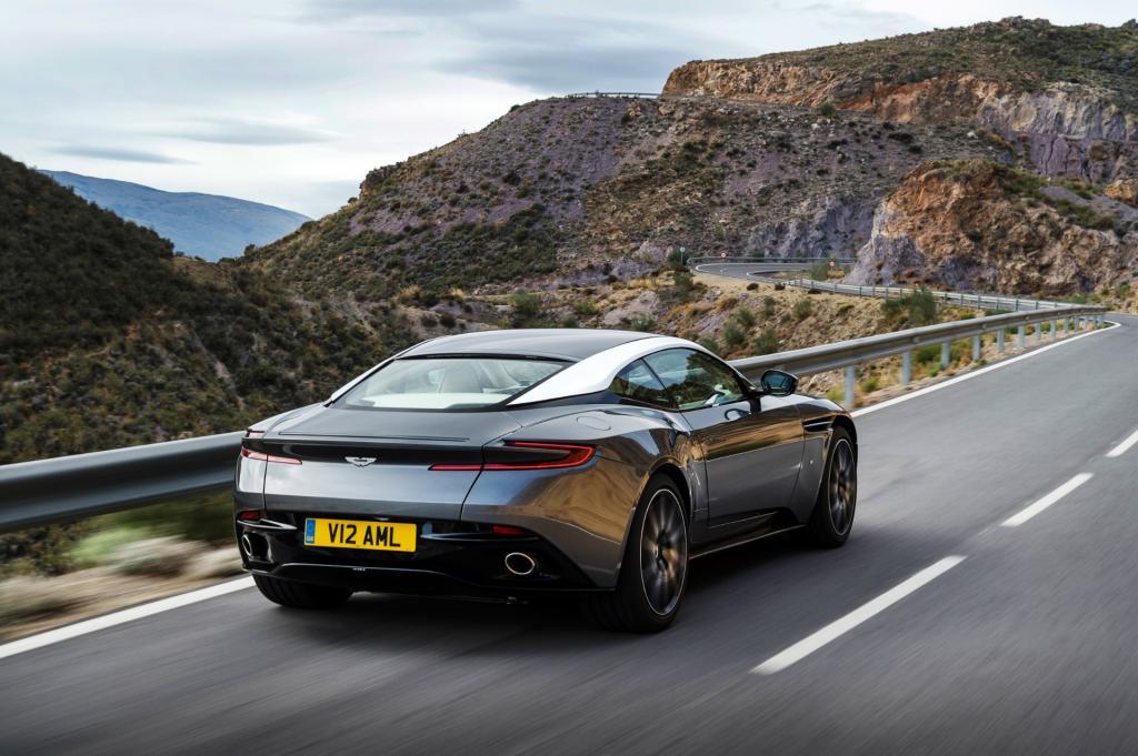 Семь моделей автомобилей, которые спасли Aston Martin от краха - каждый в свое время