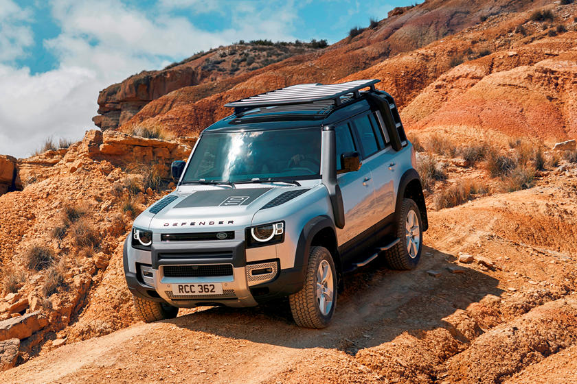 Сделка заключена: Jaguar Land Rover будет сам производить бензиновые моторы V8