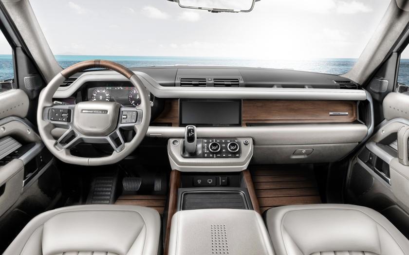 Ощущение богатства и экстравагантности: представлен Land Rover Defender Yachting Edition - чистое изобилие