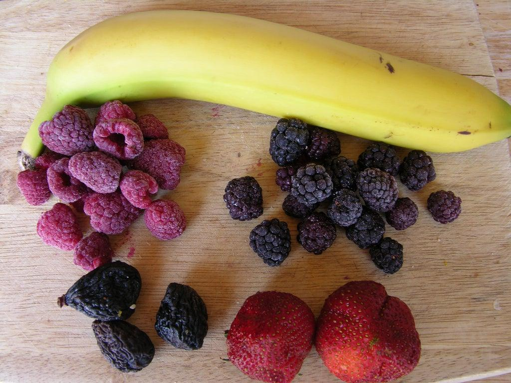 Лучше, чем конфеты: готовим пастилу из ягод, банана и инжира
