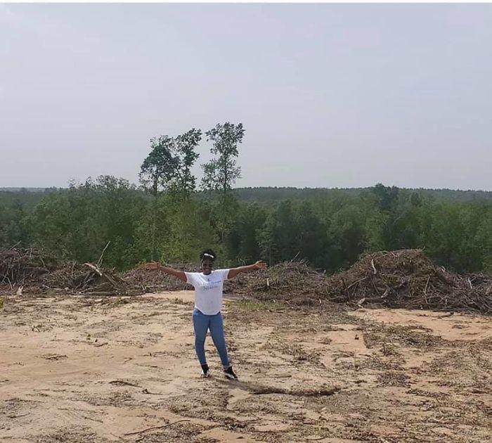 19 семей выкупили 39 гектаров земли, чтобы построить собственный безопасный город
