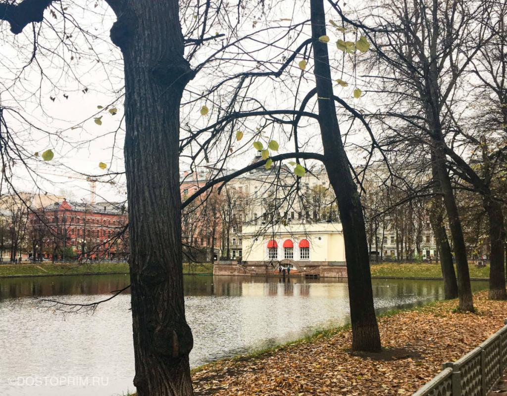 В моменты грусти Борис Клюев шел туда, где прошло детство - на Патриаршие пруды