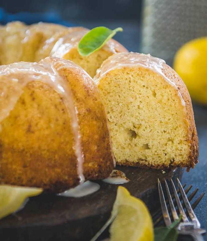 Вкусный лимонный пирог: мой домашний рецепт без лишних изысков