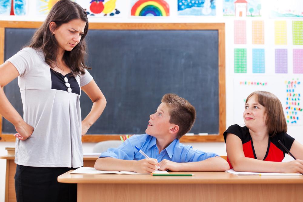 Успеваемость каждого ученика и даже всей школы зависит от позитивного отношения к ним учителей