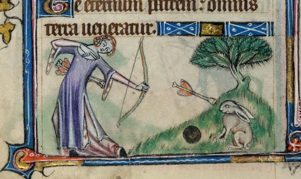 1,19 млн перьев, 500 000 стрел и 11 000 луков: кто снабжал английских лучников оружием во время Столетней войны