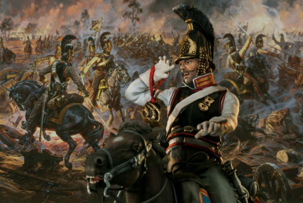 Что случилось с французами, плененными нашими солдатами в ходе Бородинского сражения 1812 года
