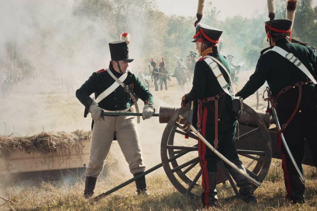 Бородино 1812: что случилось с французами, которых взяли в плен русские солдаты