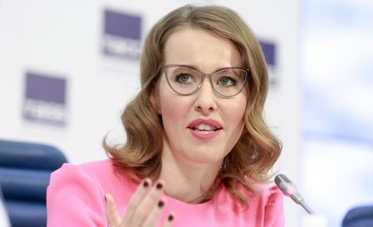 """""""Расстаться было сложно"""": Ксения Собчак рассказала о разводе с Максимом Виторганом"""