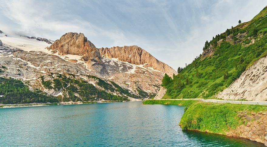 Знаменитый итальянский ледник Мармолада через 15 лет может исчезнуть бесследно