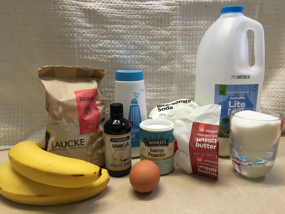 Мама научила рецепту семейного бананового хлеба: вкусное лакомство без глютена готовлю для всей семьи