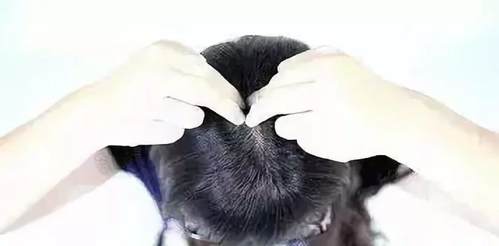 Пять волшебных точек. Куда нужно нажимать, чтобы прекратить выпадение волос