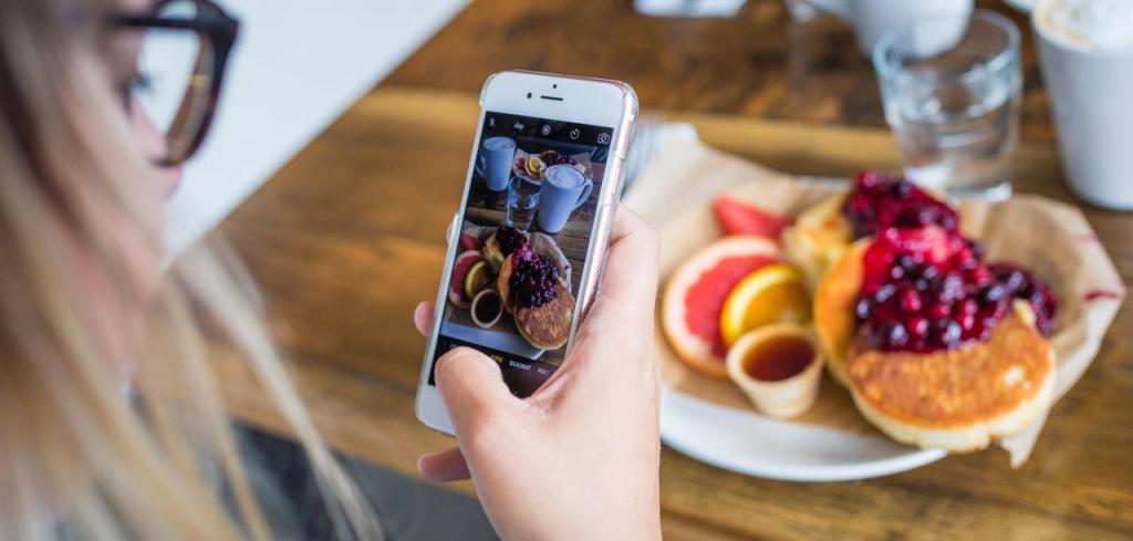 Не ленитесь, подогрейте! Фотографы и фуд-стилисты делятся секретами, как сделать еду навынос более привлекательной для постов в соцсетях