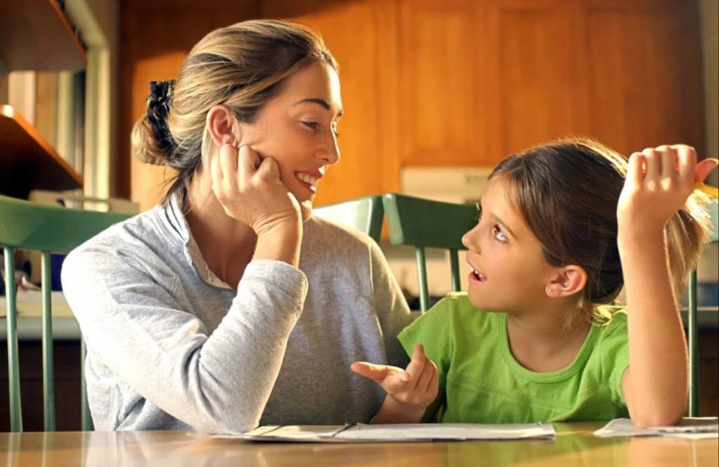"""""""Кто в твоем классе самый смешной?"""" Вопросы, которые помогут узнать всю правду о школьной жизни ребенка"""
