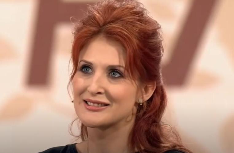 Рыжие волосы и потрясающей красоты глаза: четвертая жена Валерия Николаева, в которой он нашел все, что искал (фото)