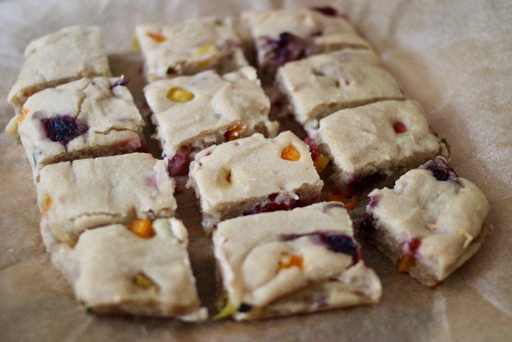 Красочный кекс без глютена, яиц и молочки: из духовки достаю ароматное, сочное и очень вкусное лакомство