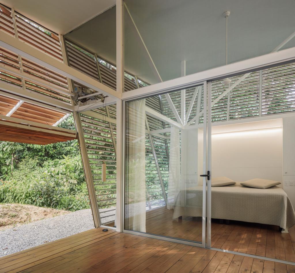 Дом без стен, или Как дизайнеры построили экодом в Коста-Рике