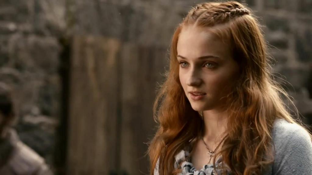 """Пришла на пробы в шутку и никогда не собиралась быть актрисой: Софи Тернер рассказала о том, как она попала в """"Игру престолов"""""""