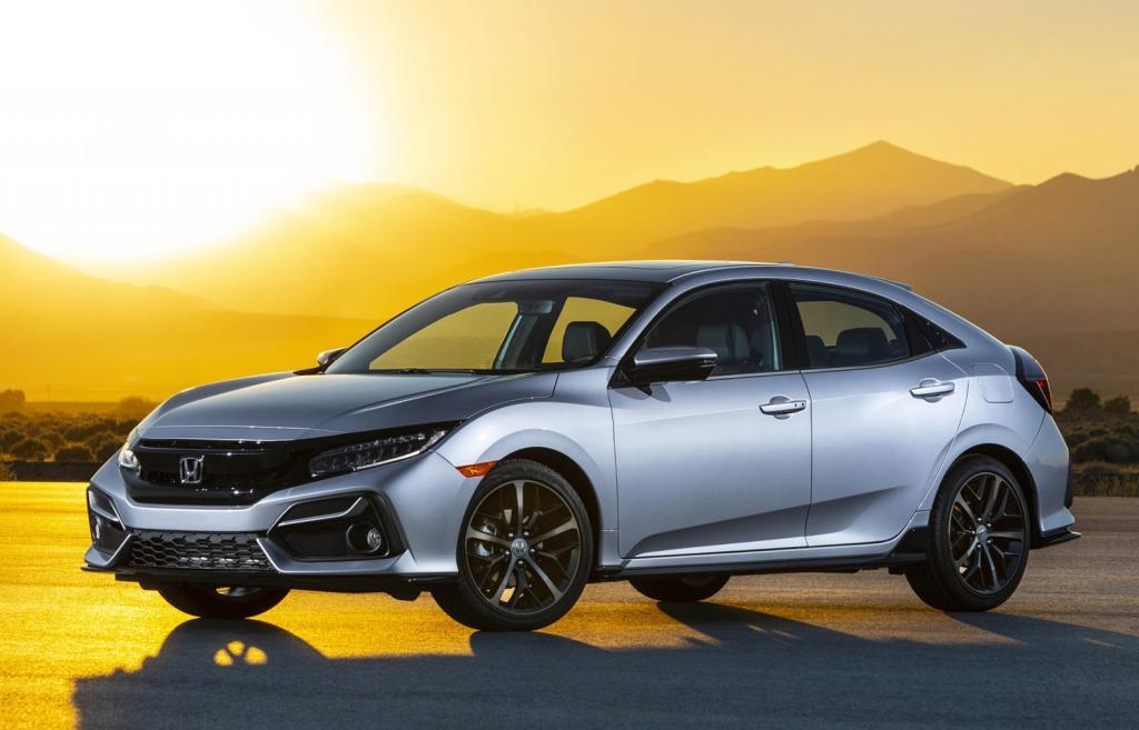 Поклонники Honda разочарованы: модельный ряд Honda Civic Hatch 2021 года сокращается из-за роста цен