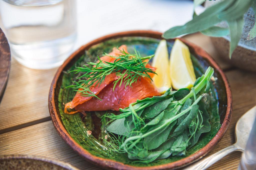 Вкусная жирная рыбка для здоровых и крепких волос... Какую рыбу следует добавить в рацион ради ухода за шевелюрой