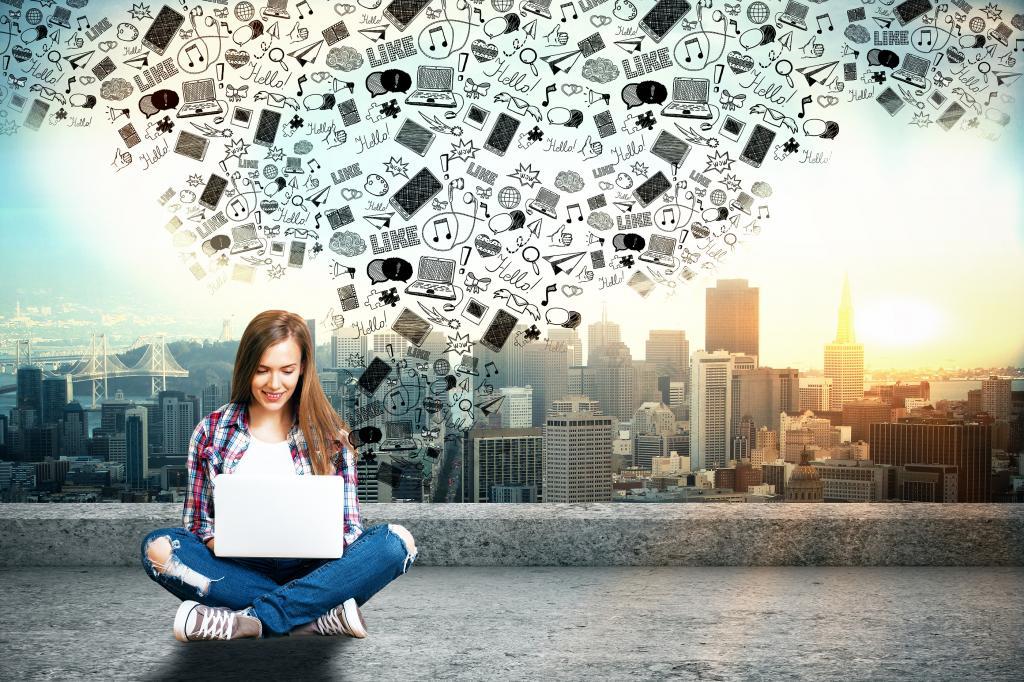 Повышение креативности, или Как можно эффективно использовать социальные сети студентам