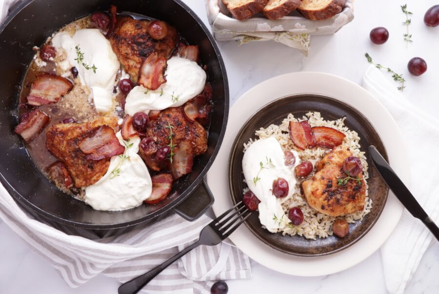 Пирог с курицей и молодой капустой: осенние рецепты курицы для всей семьи