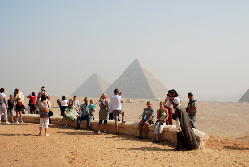 Великие пирамиды и набережная Нила: что посетить, если решили в сентябре отправиться в тур по самым лучшим городам Египта