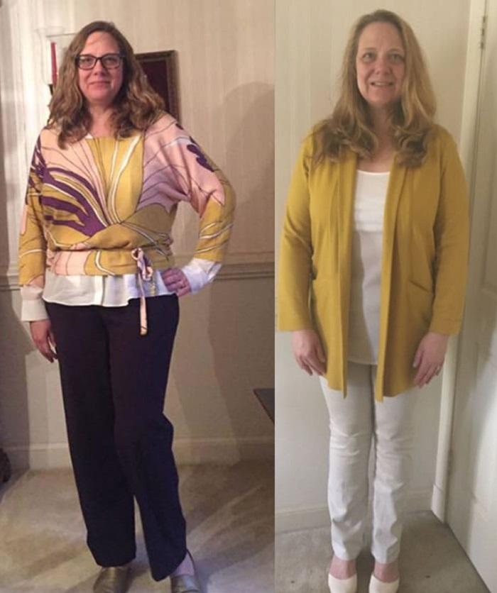 Новый стиль способен сотворить чудеса: женщины показали фото до и после того, как начали носить другую одежду
