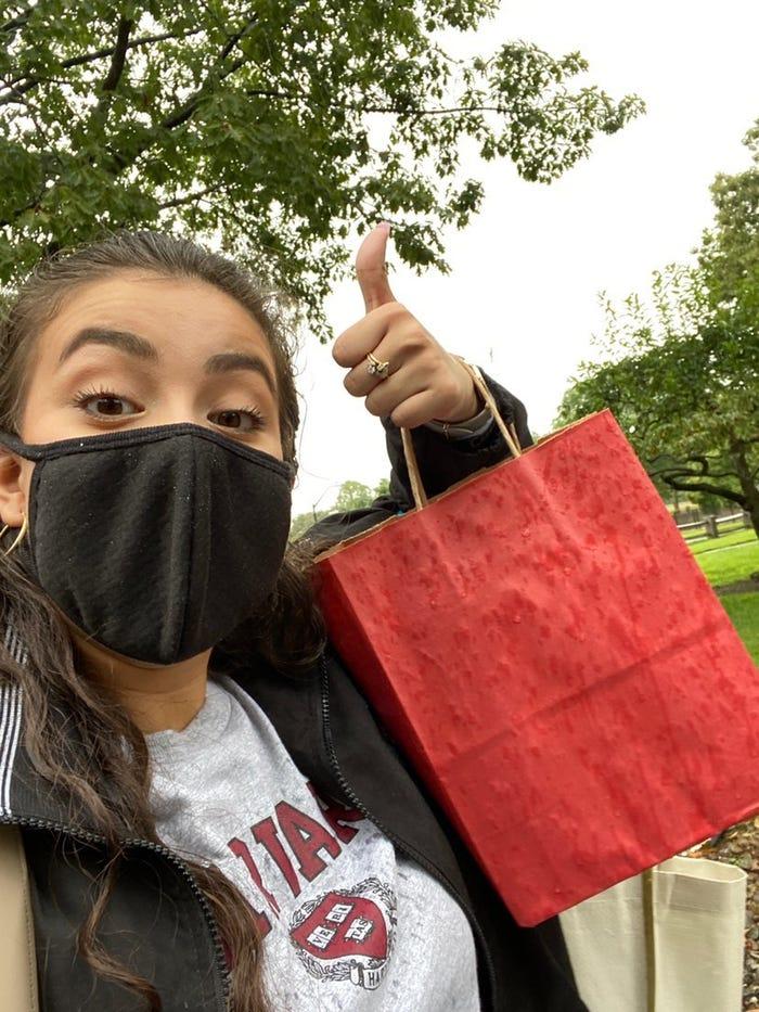 Девушка честно и подробно рассказала, как быть первокурсницей одного из самых престижных университетов мира - Гарварда
