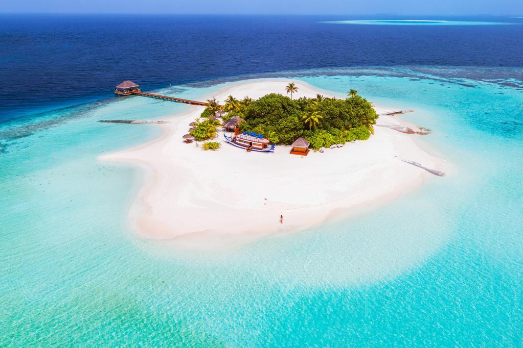 Остров Хулхумале - надежда Мальдив на выживание в условиях постоянного повышения уровня океана