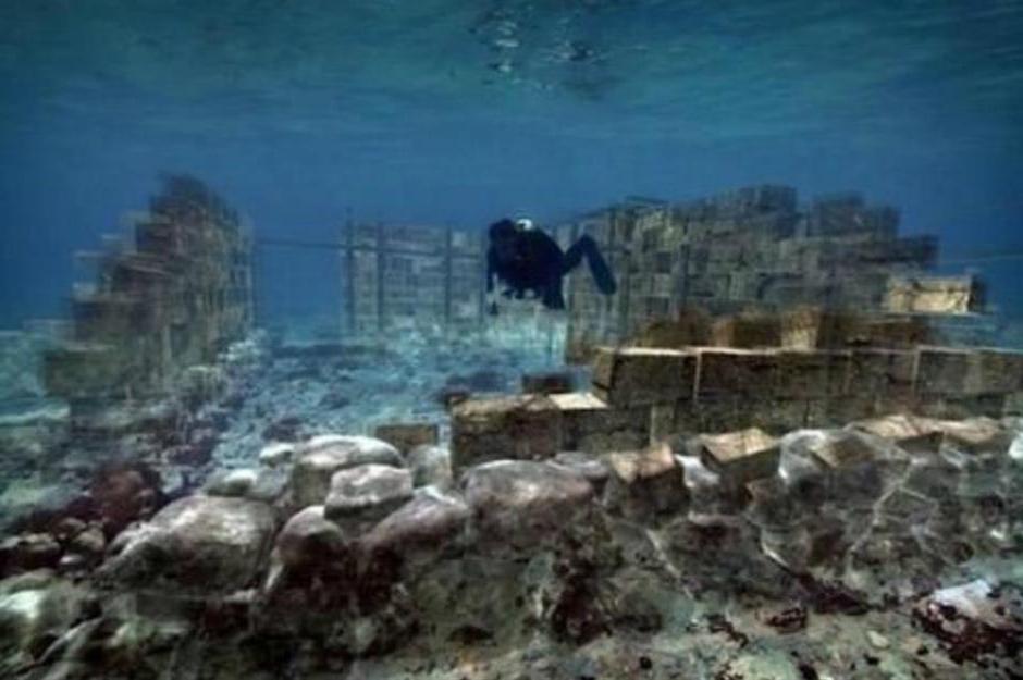 Недавно открытые города в Израиле, Египте, Греции, Турции, ушедшие в море из-за природных явлений