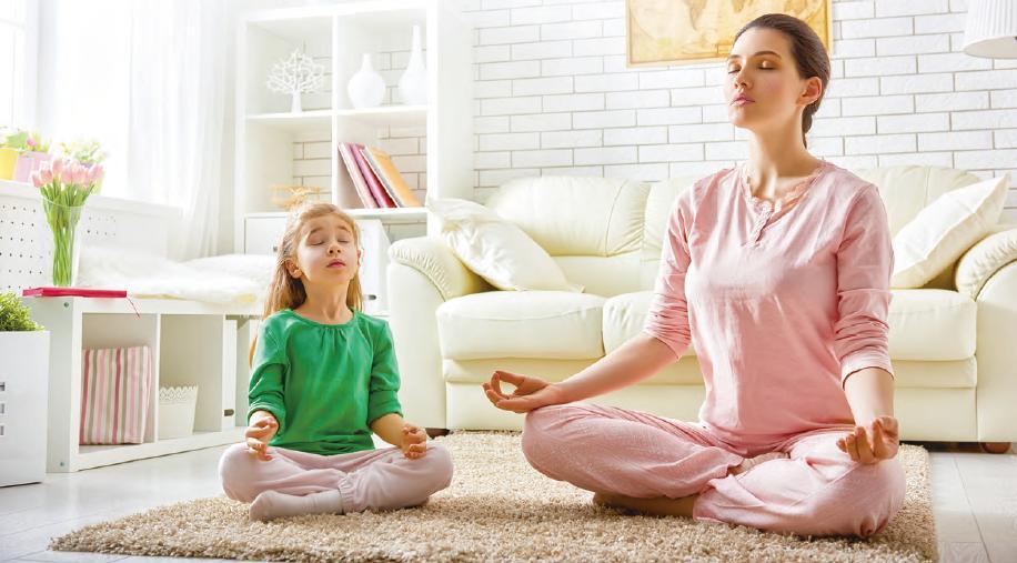 Если ребенок злится, разочарован или волнуется: попробуйте 3 медитации для детей