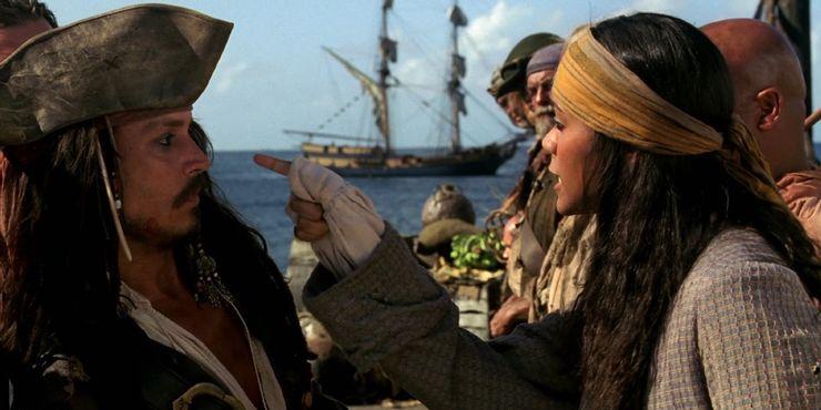"""Дейви Джонс и Калипсо: персонажи """"Пиратов Карибского моря"""", с которыми могут сделать перезагрузку франшизы"""