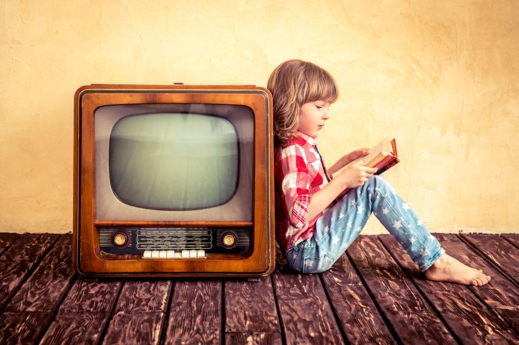 Бабушка рассказала внукам немного о своем детстве: без телевизора, телефонов и прочих гаджетов