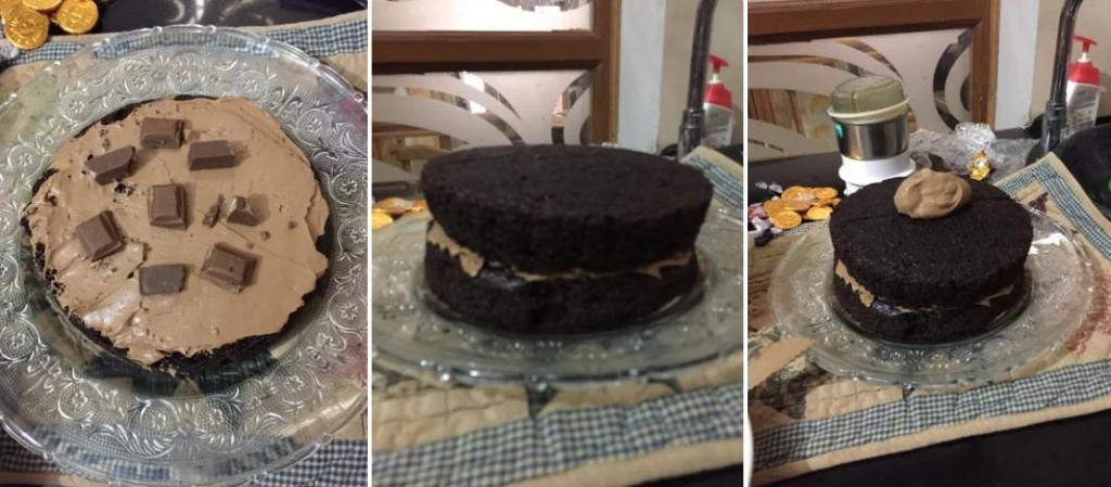 Лакомство для маленьких пиратов: на день рождения сына приготовила необычный торт в виде сундука с сокровищами