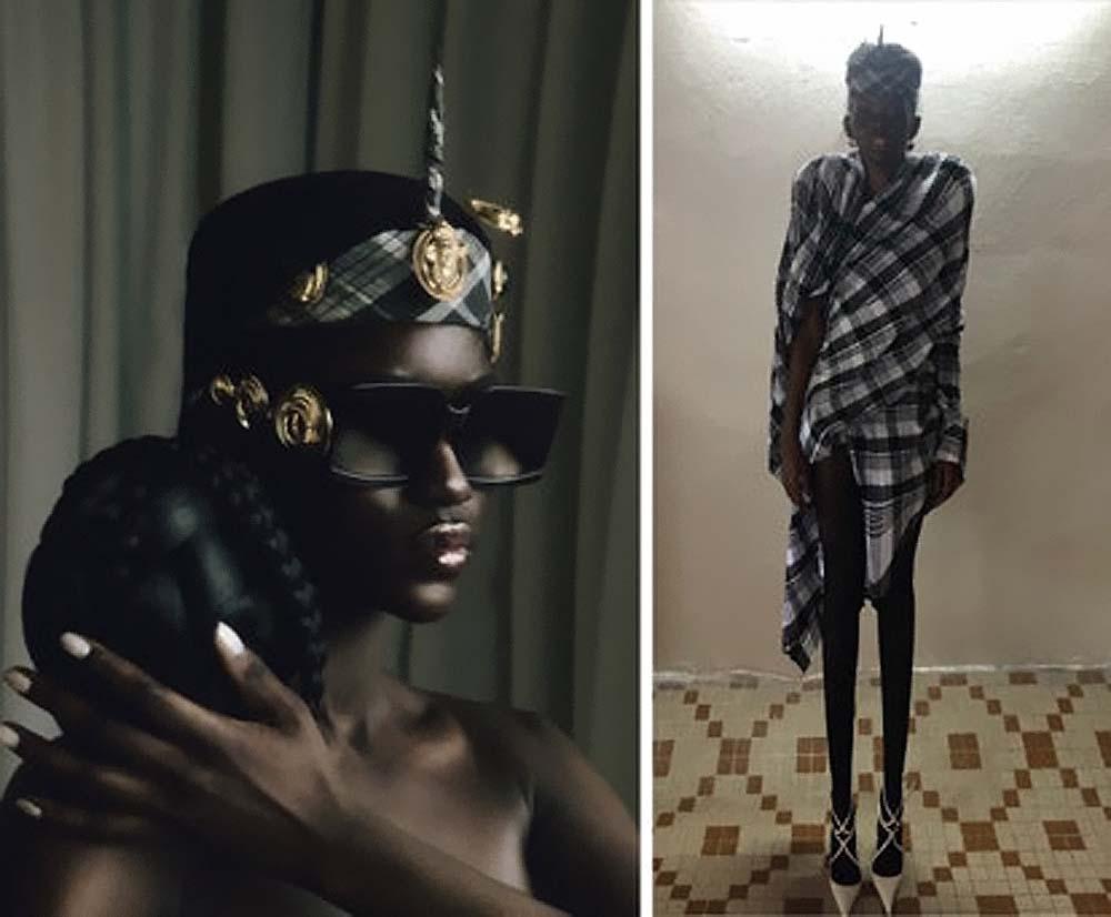 Выпускники лучших дизайнерских школ мира 2020 года показали свои работы Vogue