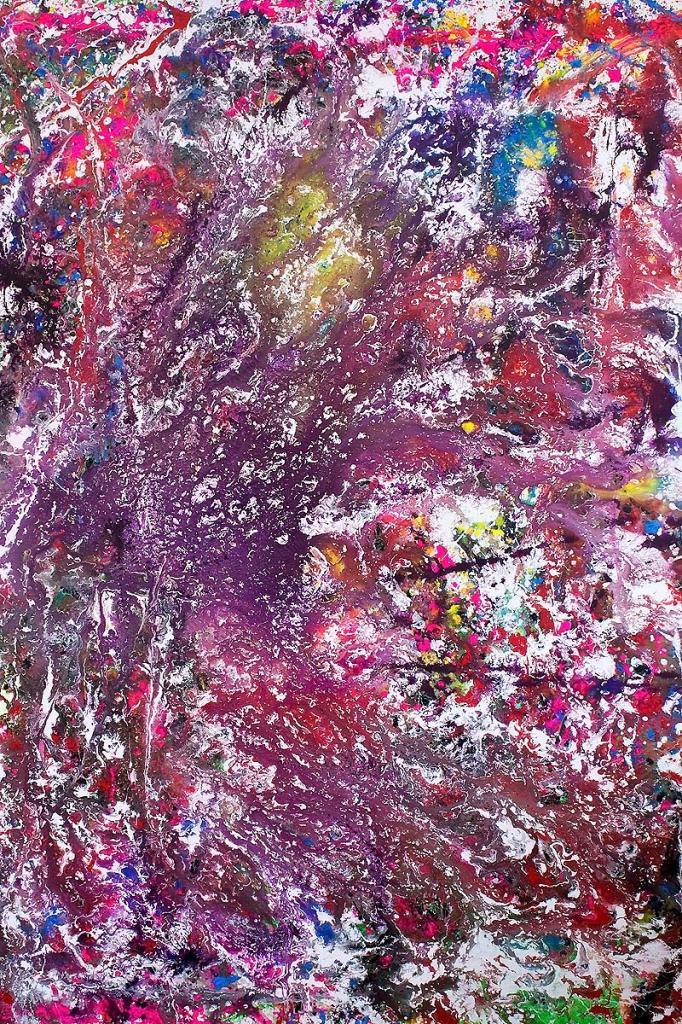 Джек Колтер - художник, который видит музыку, зарисовал несколько популярных произведений классики и рока