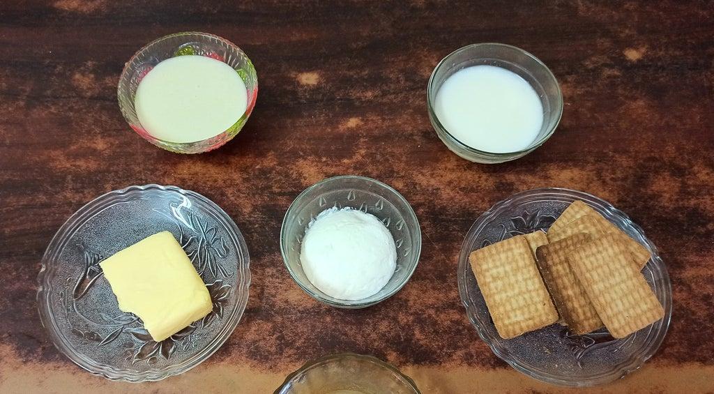 Приготовление чизкейка без сыра: простой и быстрый десерт